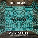 Joe Blake - On Original Mix