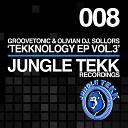 Groovetonic Olivian DJ - Beat Original Mix
