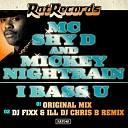 MC Shy D Micky Nightrain - I Bass U