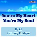 Dj Nil Anthony El Mejor - You re My Heart You re My Soul Club Extended Mix