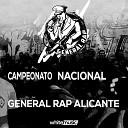 General Rap Alicante - Kargo Vs Varo 16 Avos