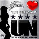 Underground Network Feat Pierre Salandy - Love Is The Answer Barbara Tucker Reminisce 1 Original Mix