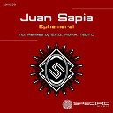 Juan Sapia - Ephemeral E F G Remix