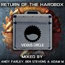 Paul Glazby Dynamic Intervention - Locked Up Adam M Remix