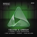 Tolstoi Andsan - Snakes and Lazers Original Mix