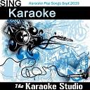 The Karaoke Studio - Cool for Summer In the Style of Demi Lovato Karaoke Version