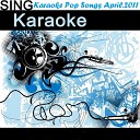 The Karaoke Studio - Just the Way You Are In the Style of Bruno Mars Instrumental Version