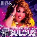Dirty Disco ft Jeanie Tracy - Fabulous Luis Erre Drummer Mix
