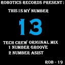 Tech Crew - Number Groove Original Mix