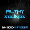 Synchronic - Flip The Script Original Mix