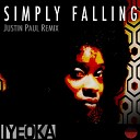 Iyeoka - Simply Falling Justin Paul Remix