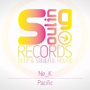 Ne K - Pacific Original Mix
