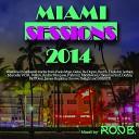 Rod B - Miami Sessions 2014 Continuous DJ Mix