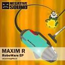 Maxim R - Escape Original Mix