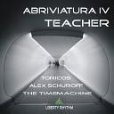Abriviatura IV - Teacher