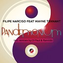 Filipe Narciso feat Wayne Tennant - Pandemonium Original Mix