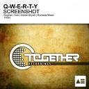 Q W E R T Y - Screenshot Daniel Skyver Remix