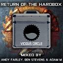 Paul Glazby Dynamic Intervention - Locked Up Adam M Remix Album Edit