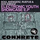 Ruefus - Help Is On The Way Electronic Youth s EY Dub