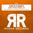 Dave D Ginoso - Can You Feel It Radio Edit