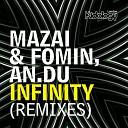 Dj Kone amp Marc Palacios vs Mazai Fomin AN DU - Infinity Max Fantom Mash up