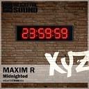 Maxim R - Midnighted Dub Mix