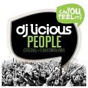 DJ Licious - People
