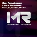Xten feat Angelika - Love Is The Answer Original Mix