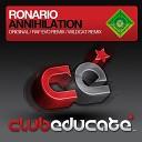 Ronario - Annihilation Original Mix