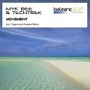 Myk Bee Tech Trek - Movement Avalona Radio Edit