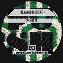 Alessio Barone - Push It Original Mix