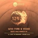 Woo York Vegim - Bass Machinnen Dave The Drummer Dub Mix