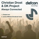 Christian Drost DK Project - Always Connected Original Mix