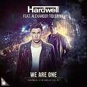 Hardwell feat Alexander Tidebrink - We Are One