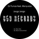 Dj Tumza feat Manyudza - Janga Janga Main Instrumental Mix