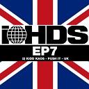 Kidd Kaos - Push It Original Mix