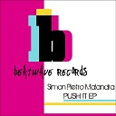 Simon Pietro Malandra - Push It Original Mix