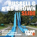 Russel G And Ad Brown - Slide