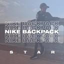Star - Nike Backpack