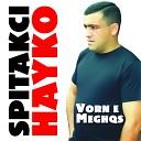 Spitakci Hayko - Ancel en Tariner