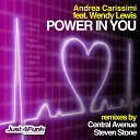 Andrea Carissimi ft Wendy Lewis - Power In You Andrea Carissimi J4F Remix