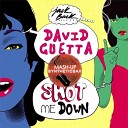 David Guetta vs саксофонист Syntheticsax - Shot Me Down