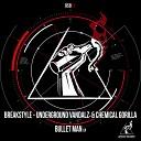 Underground Vandalz Chemical Gorilla - Fuck you People Radio Edit