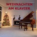 Klavier Weihnacht - Lasst uns froh und munter sein Klavier