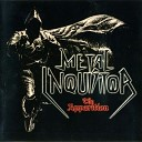 Metal Inquisitor - Run For Your Life
