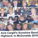 Acie Cargill and the Sunshine Band - Old Flames feat Midge Rosenbauer