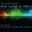 StickeeFingazz - She Likes It Hard Elekid Remix