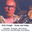 Acie Cargill Paul Kaye Al Joseph Steve Rosen - 95 New Angels Our Lady of Angels Fire