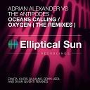 Adrian Alexander The Antipodes - Oceans Calling Chris Giuliano Remix