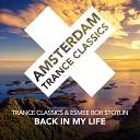 Trance Classics Esmee Bor Stotijn - Back In My Life Dub